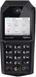 Ingenico Lane 3000 PIN Pad (EVO Payments E2EE/DataCap)