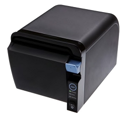 Touch Dynamic Thermal Printer Model T25, Serial & USB Interface w/Cables